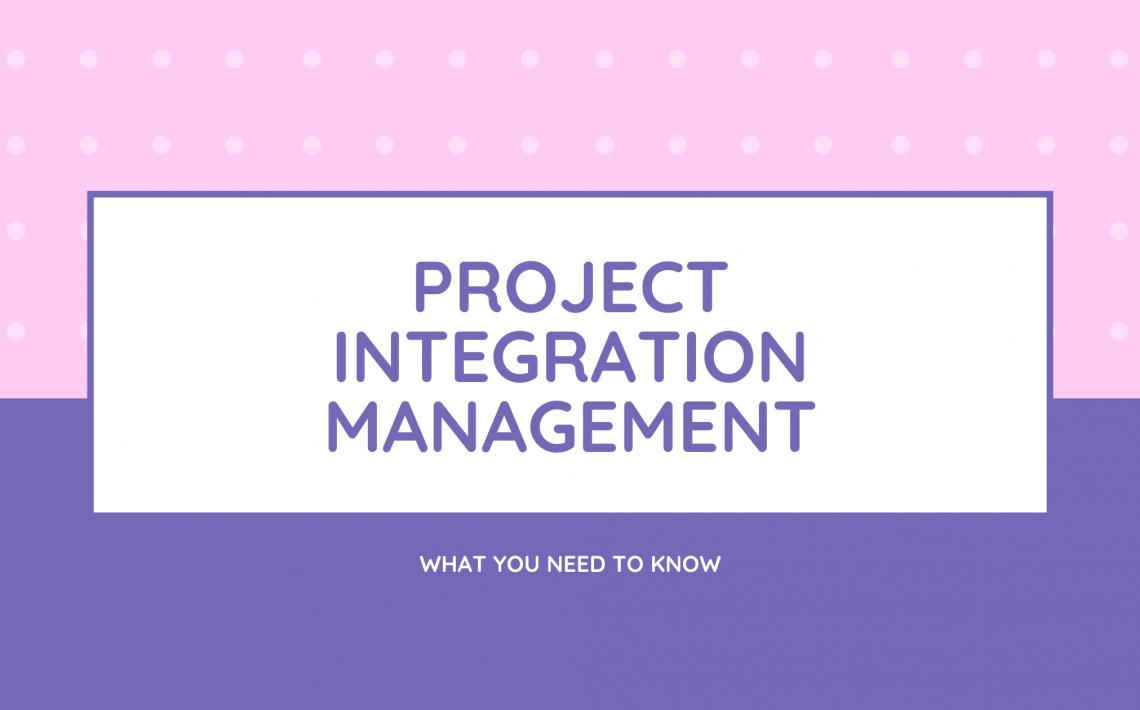 Project Integration Management || OAK Interlink Company Limited || OAK Interlink Company Limited